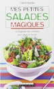 Livre de recettes salades magiques