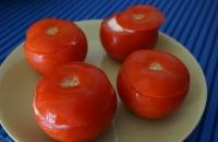 Tomates farcies fraicheur