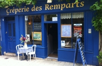 Crêperie des Remparts à Bourges