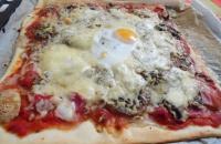 Pizza provençale