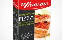 Ma pâte à Pizza de Francine