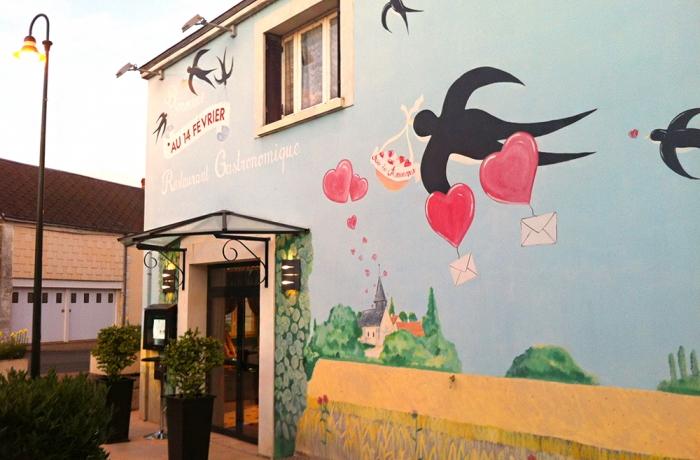 Restaurant «Au 14 Février» à Saint-Valentin (36)