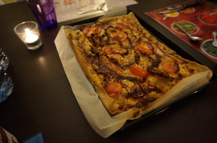 Pizza BaconBQ