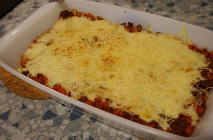 Lasagnes bolognaises faciles