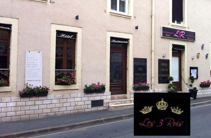 Les 3 rois à Issoudun
