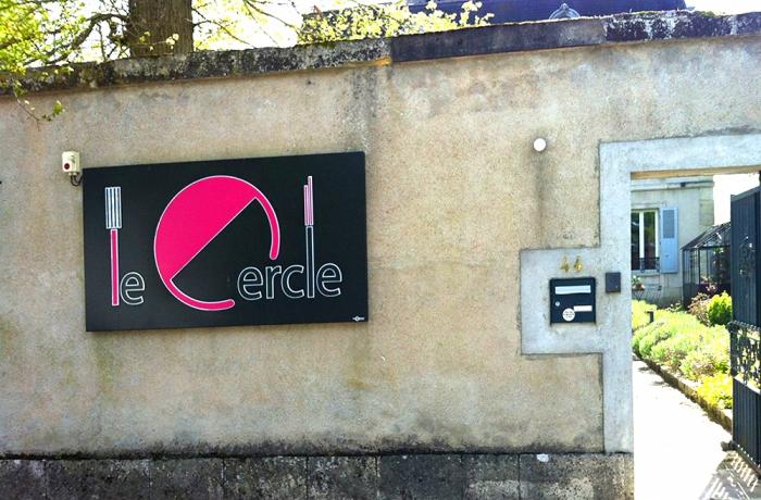 Restaurant Le Cercle à Bourges