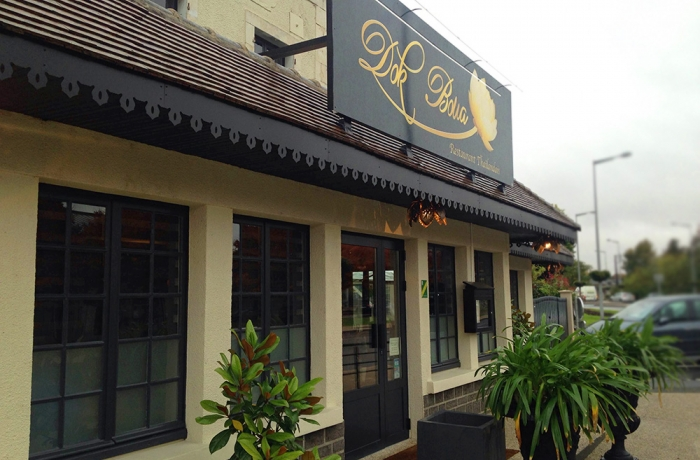Restaurant «Dok Boua» à Issoudun