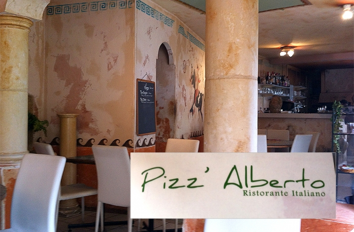 Pizz'Alberto à Bourges
