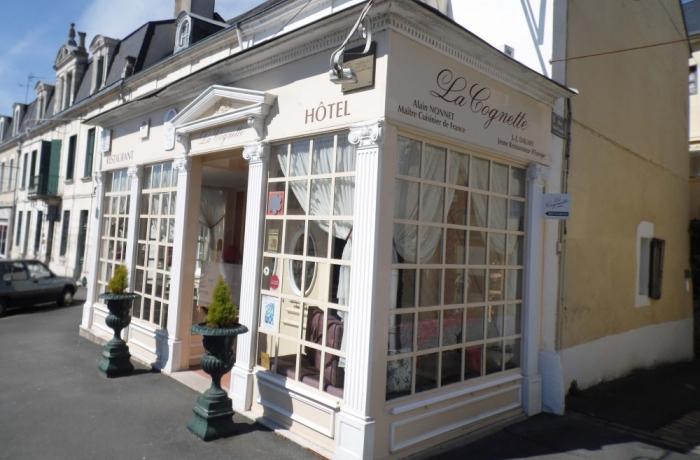 Restaurant «La Cognette» à Issoudun