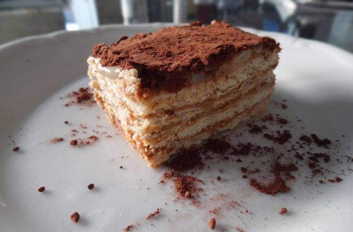 Gâteau au petit-beurre