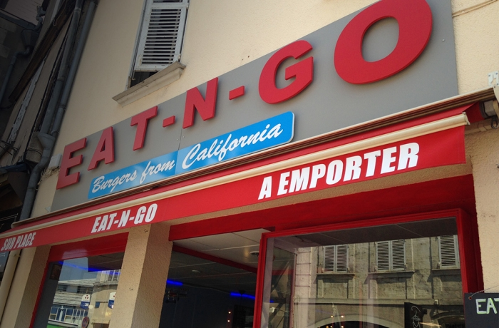 Eat-n-go à Bourges