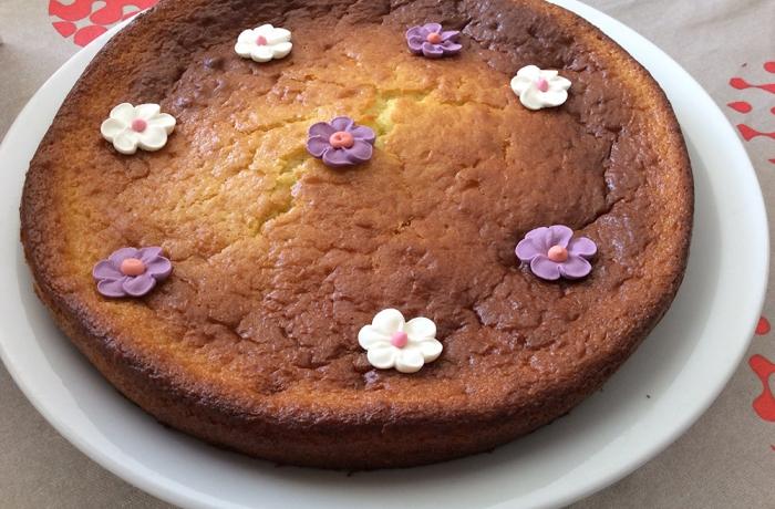 Gâteau au yaourt (rapide à faire)