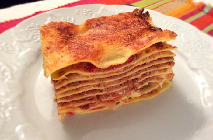 Lasagnes facile & gourmande