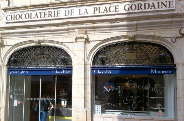 Chocolats Noel Jovy à Bourges
