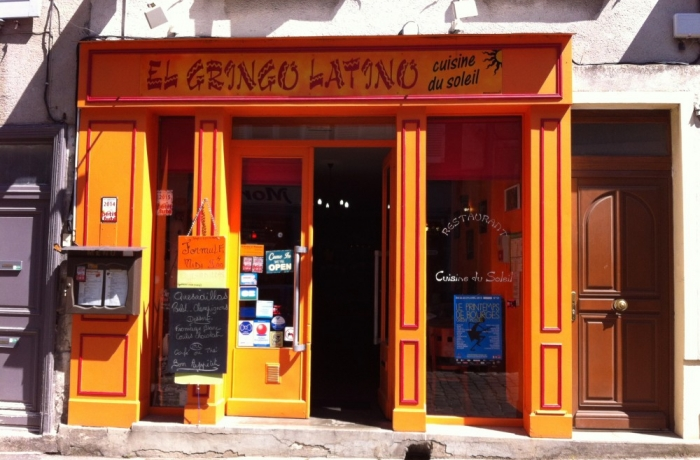 El gringo latino à Bourges
