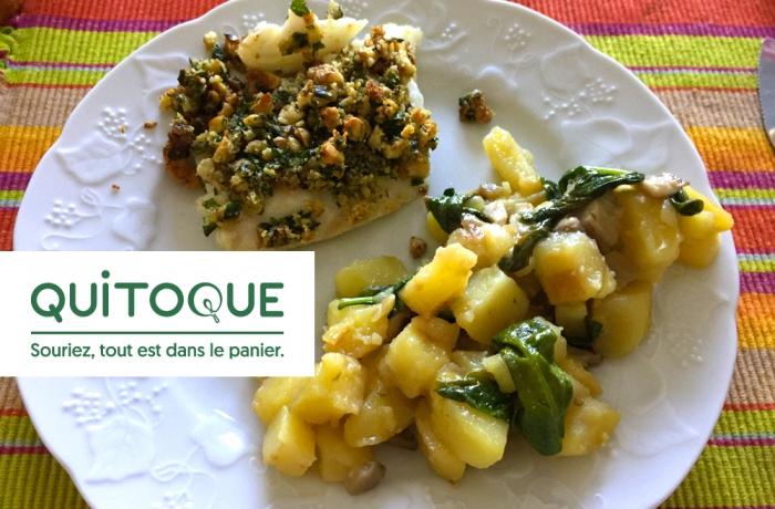 Quitoque – Box paniers recettes